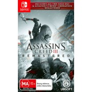 Switch Assassin's Creed III Remastered [AU]