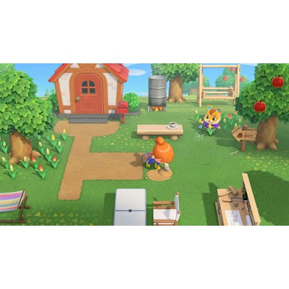 Switch Animal Crossing New Horizons [US Eng/Chi]