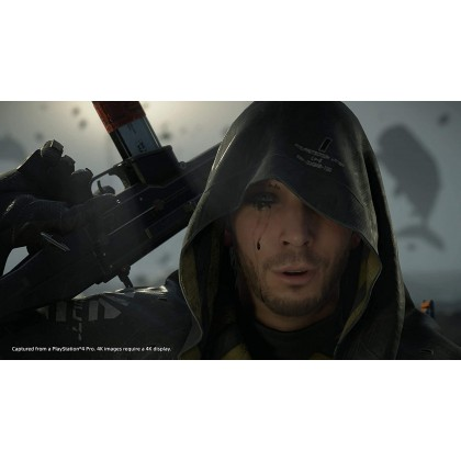 PS4 Death Stranding Special ED [R3 ENG/CHI]