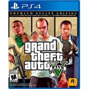 PS4 Grand Theft Auto V - Premium Online Edition [R2]