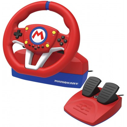Hori Switch Mario Racing Wheel Pro Mini