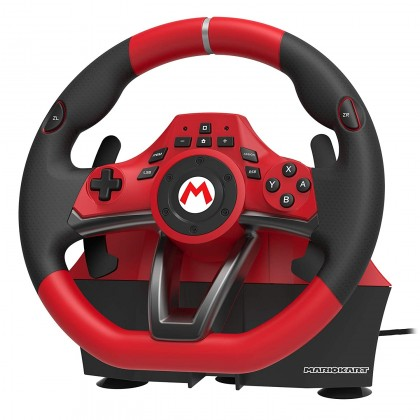 Hori Switch Mario Racing Wheel Pro Deluxe