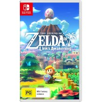 Switch The Legend of Zelda Links Awakening [AS]