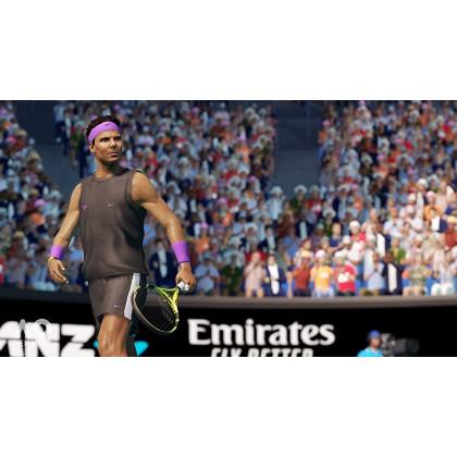 PS4 AO Tennis 2 [R2 Eng]