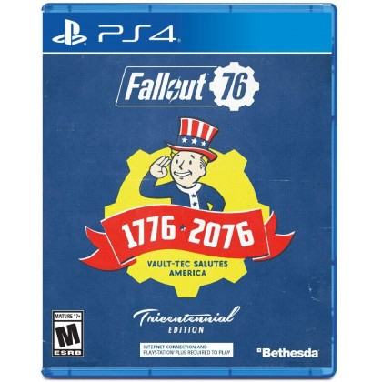 PS4 Fallout 76 Tricentennial Edition [R3 Eng/Chi]