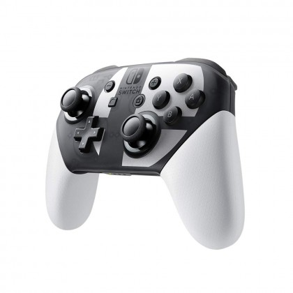 Nintendo Switch Pro Controller - Super Smash Bros. Special Edition