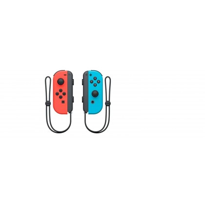 Nintendo Switch Joy-Con (L/R) - Neon Red / Neon Blue