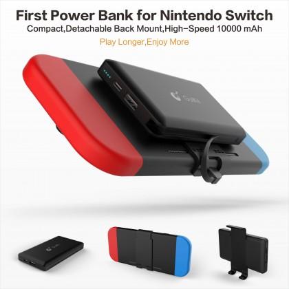 Gulikit Switch Power Bank 10000MAH