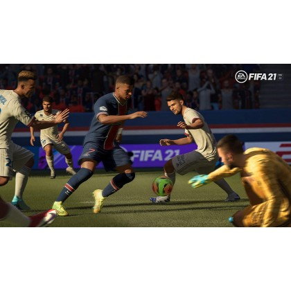 DUALSHOCK 4 Wireless Controller EA SPORTS FIFA 21 [R3 Eng/Chi]