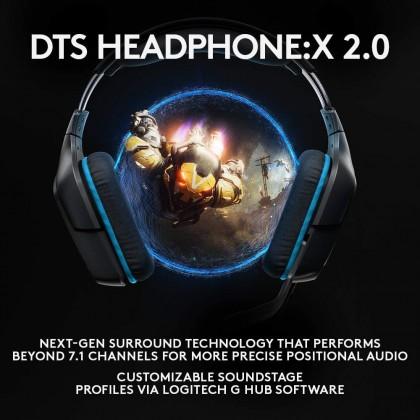 Logitech G431 7.1 Surround Gaming Headset