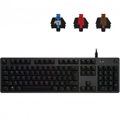 Logitech G512 Carbon RGB Gaming Keyboard