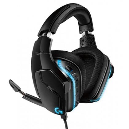 Logitech G633S Wired 7.1 Lightsync Surround Sound Gaming Headset