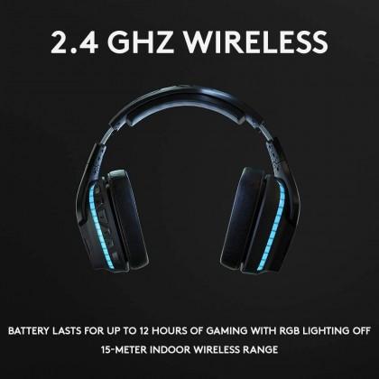 Logitech G933S Wireless 7.1 Lightsync Gaming Headset