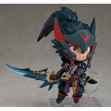 Nendoroid 1284 Hunter: Female Nargacuga Alpha Armor Ver. DX