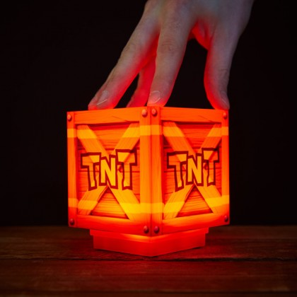 Paladone Crash Bandicoot TNT Light