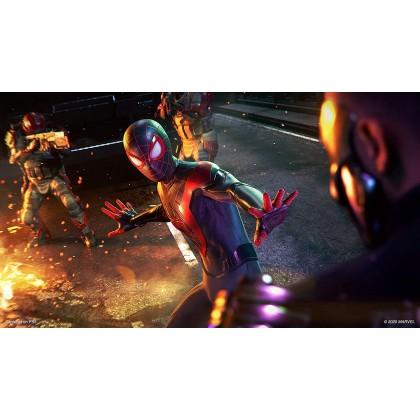 PS4 Marvel's Spider-Man: Miles Morales [R3 Eng/Chi]