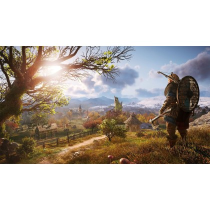 PS4 Assassin's Creed Valhalla Gold Edition [R3 Eng/Chi]