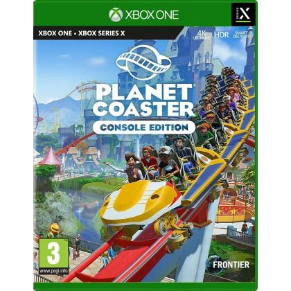 XB1/XBX Planet Coaster [Europe Eng]