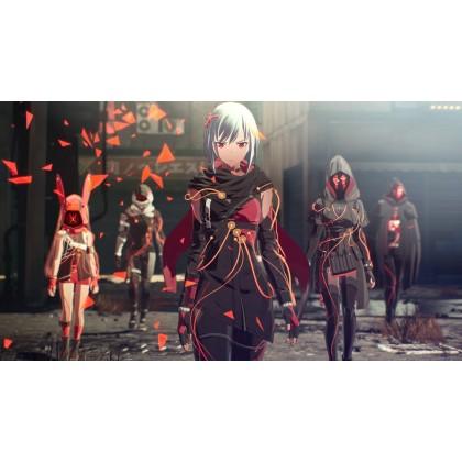 PS5 Scarlet Nexus [R3 Eng/Chi] Pre-Order ETA Q3.21