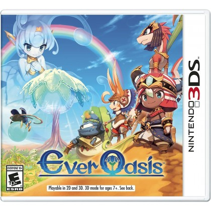 3DS Ever Oasis