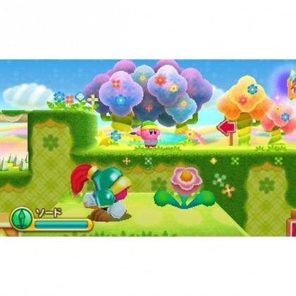 3DS Kirby Triple Deluxe
