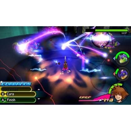 3DS Kingdom Hearts 3D Dream Drop Distance