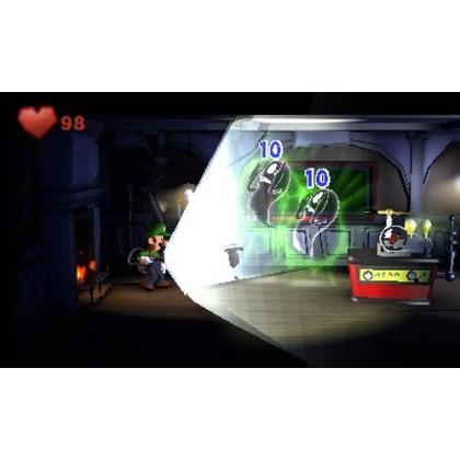 3DS Luigi's Mansion: Dark Moon