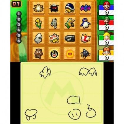 3DS Mario Party: Island Tour