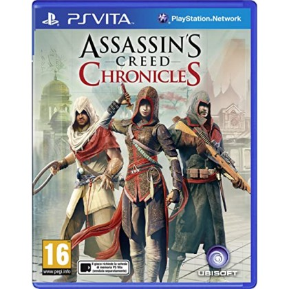 PSV ASSASSIN'S CREED CHRONICLES - R3