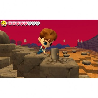 3DS Harvest Moon 3D: The Lost Valley