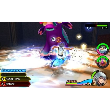 3DS Kingdom Hearts 3D Dream Drop Distance (Used)