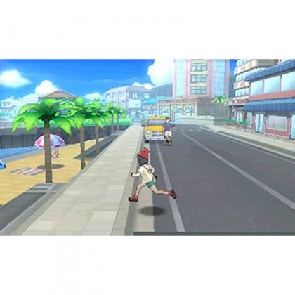 3DS Pokemon Moon (Used)