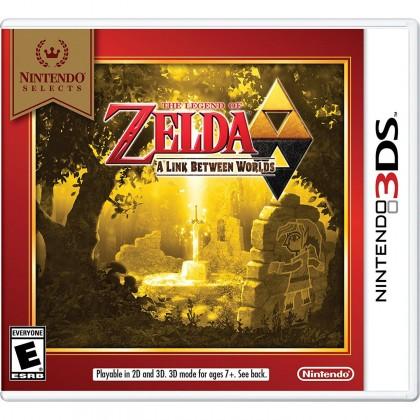 3DS The Legend of Zelda: A Link Between Worlds (Used)