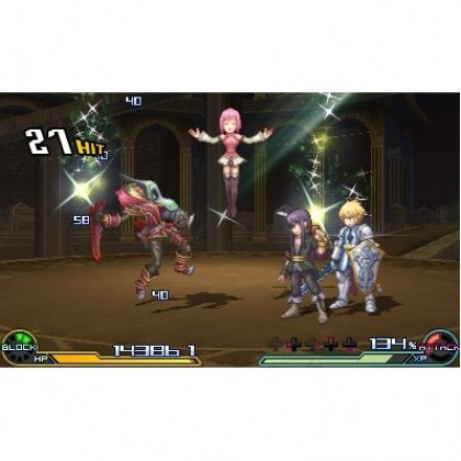 3DS Project X Zone 2 (Used)