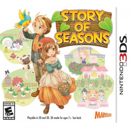 3DS Story of Seasons (Used)