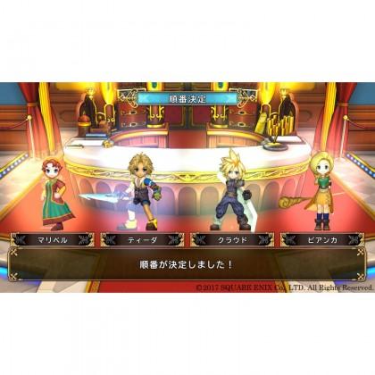 PSV Itadaki Street Dragon Quest & Final Fantasy 30th Anniversary - R2JP
