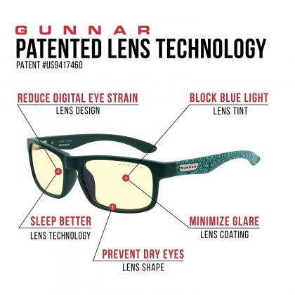 Gunnar Blue Light Blocking Gaming Glasses - Enigma Assassin's Creed: Valhalla Edition