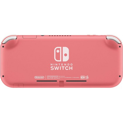 Nintendo Switch Lite - Coral *With Gift