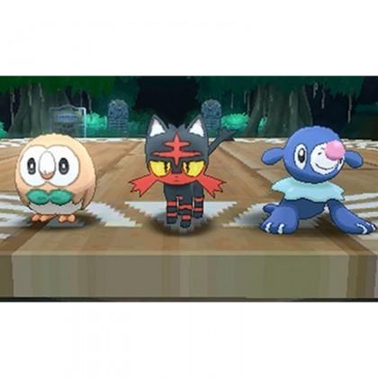 3DS Pokemon Sun - EN (Used)