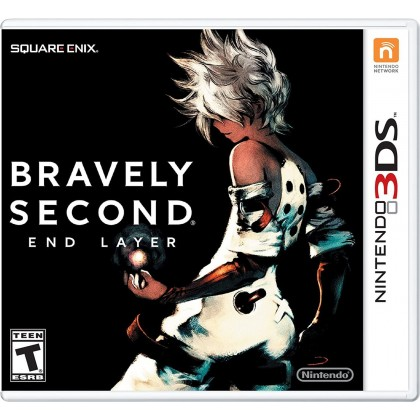 3DS Bravely Second: End Layer (Used)