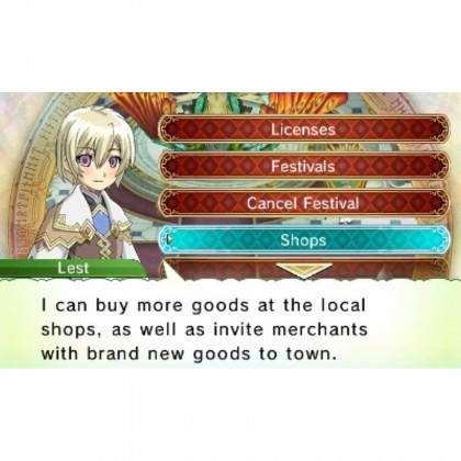 3DS Rune Factory 4 (Used)