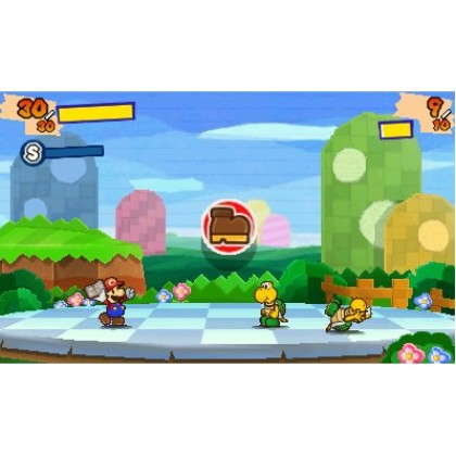 3DS Paper Mario: Sticker Star (Used)