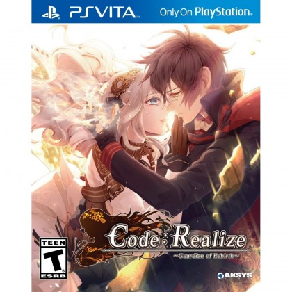PSV Code: Realize Guardian of Rebirth (Used)