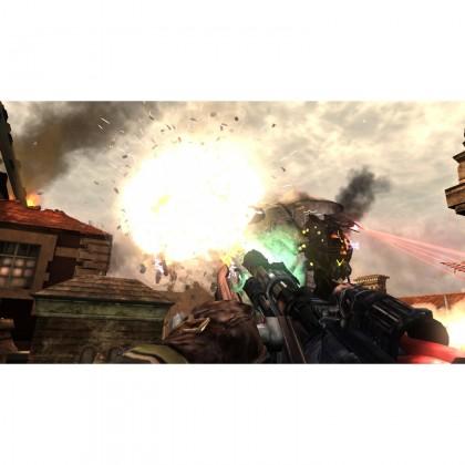 PSV Resistance: Burning Skies (Used)