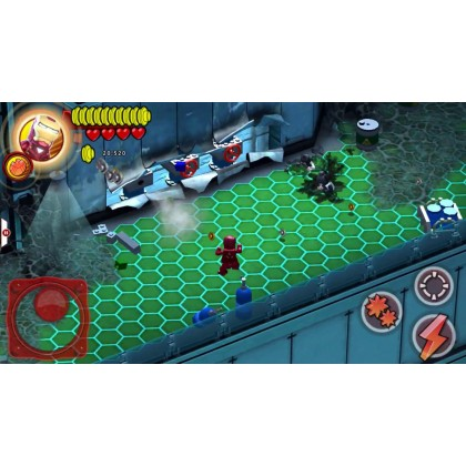 PSV LEGO MARVEL SUPER HEROES UNIVERSE IN PERIL (Used)