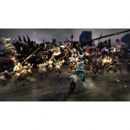PSV DYNASTY WARRIORS 8 XL COMPLETE ED - R1 (Used)