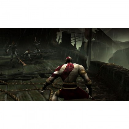 PSV GOD OF WAR COLLECTION (Used)