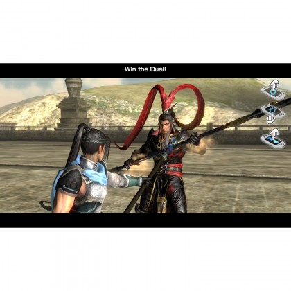 PSV DYNASTY WARRIORS NEXT - R2 (Used)