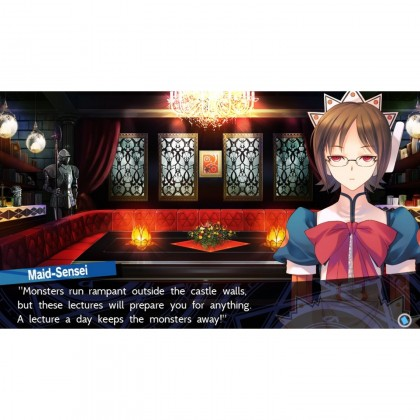 PSV Dungeon Travelers 2: The Royal Library & the Monster Seal (Used)