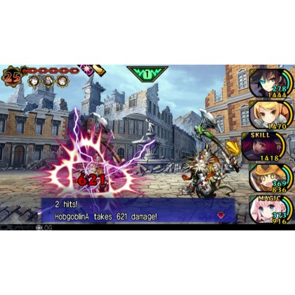 PSV Demon Gaze Global Edition (Used)